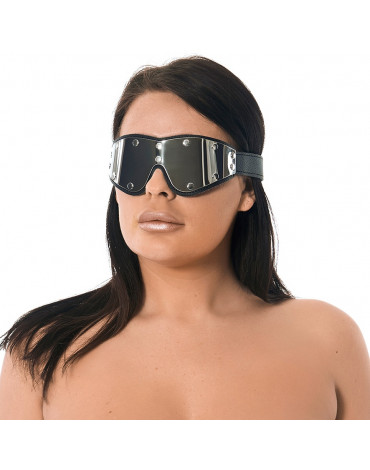 Rimba - Eye mask with metal