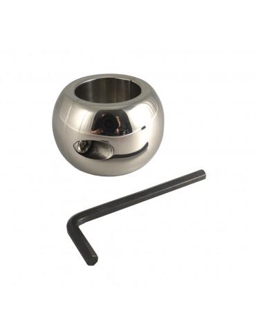 Rimba - Balzakstretcher in donut vorm. Deelbaar, 4 cm. hoog en 450 gram zwaar