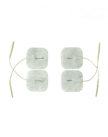 Rimba Electro Lot de 4 pièces électrodes