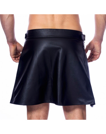 Rimba - Leather Men Skirt