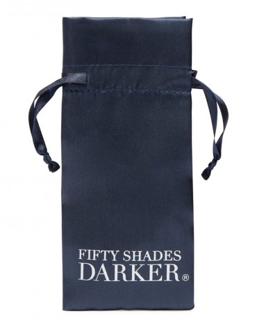 "Just Sensation - FSoG ""Darker"" Beaded Clitoral Clamp"