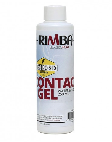 Rimba Electro Sex Contact gel, voor een optimaal contact