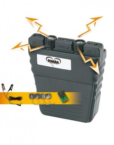 Rimba - Elektro Sex Powerbox Set für Anfänger