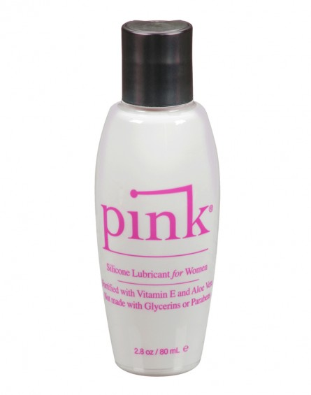 Pink Silicone 80 ml