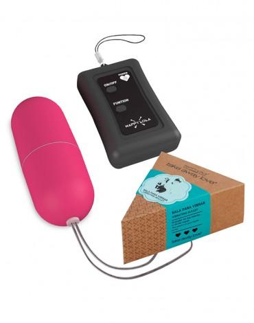 Happy Lola - Vibratorkugel + Remote