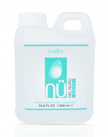 NÜ Nuru Gel Soft 1000 ml.