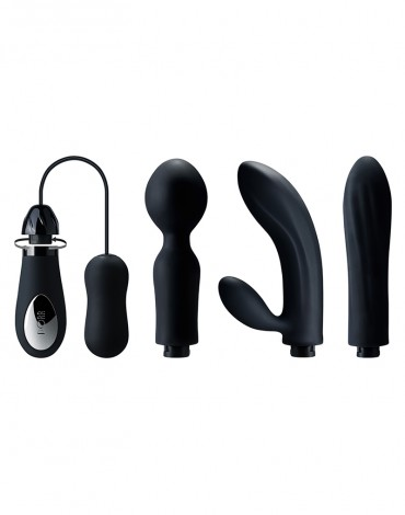 Dorr - Mystic - 4 Exchangeable Head Vibrator