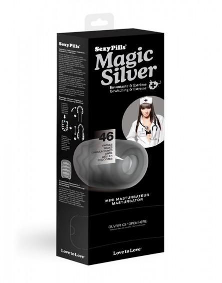 Love to Love - Sexy Pills Magic Silver