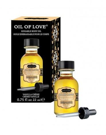 Kama Sutra - Oil of Love - Vanilla Cream 22ml.