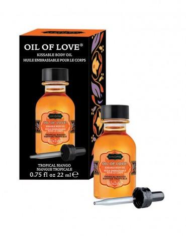 Kama Sutra - Oil of Love - Tropical Mango 22ml.