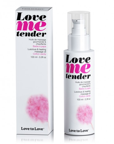 Love Me Tender - Candy Floss