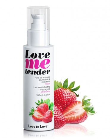 Love me Tender - Strawberry