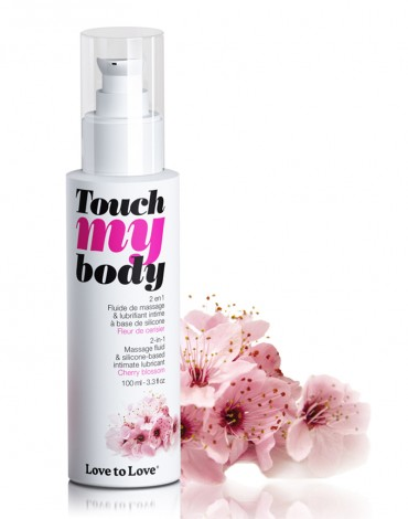 Touch my Body - Kirschenblüte