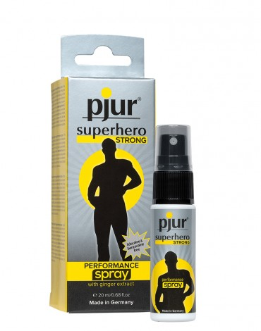 Pjur Superhero -Strong  Delay Spray 20 ml.