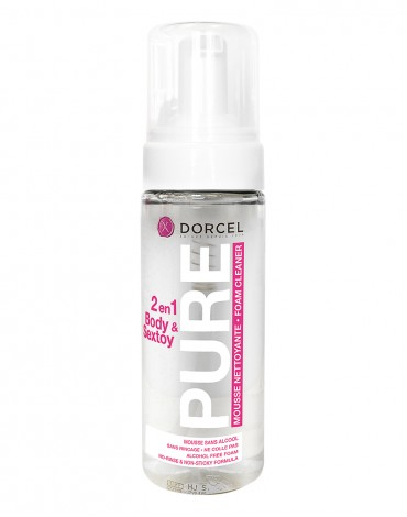 Dorcel 2 in 1 PURE Foam Cleaner 150ml