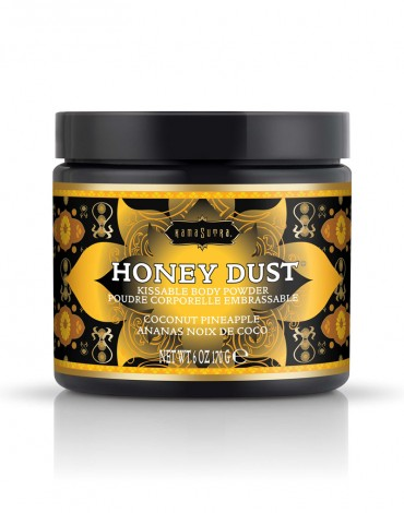 Kamasutra - Honey Dust Body Talc - Coconut Pineapple