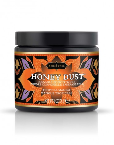 Kamasutra - Honey Dust Body Talc - Tropical Mango