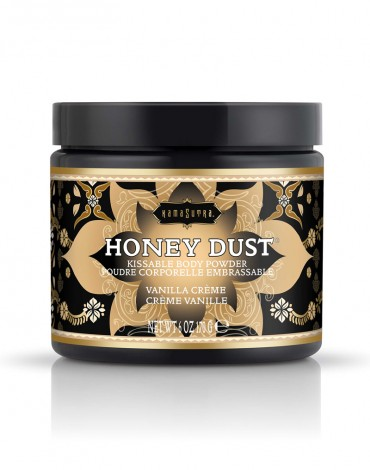 Kama Sutra - Honey Dust Body Talc - Vanilla Creme