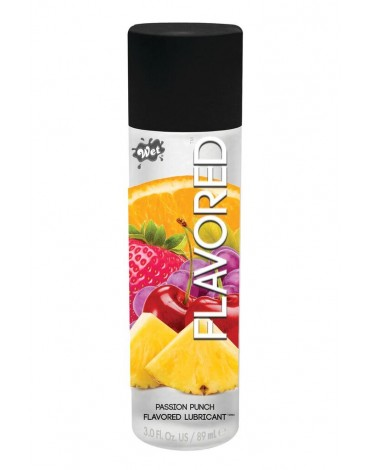 Wet Flavored PassionPunch 89ml.