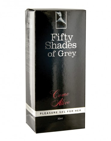 Come Alive - FSOG Pleasure Gel for Her 30 ml