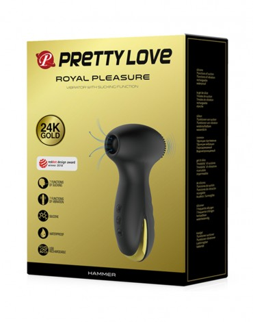 Pretty Love Royal Pleasure Hammer