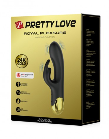 Pretty Love Royal Pleasure Double Pleasure