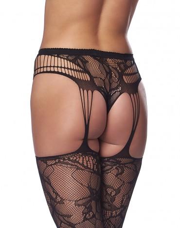 Rimba - Suspender Stockings
