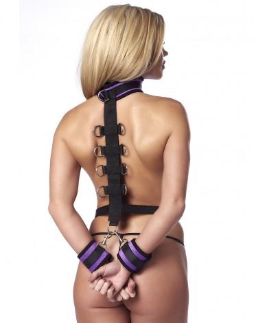 Rimba - Collar with cuffs