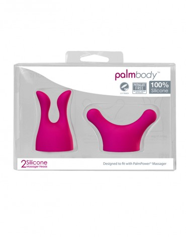 Palm Power - Heads Body 2 pc.