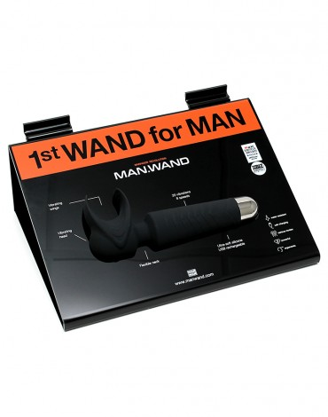 Man.Wand Counter display + Tester