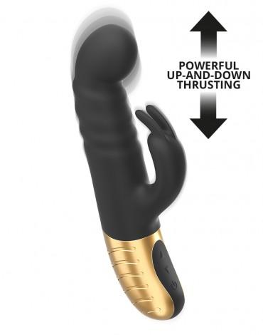 Dorcel - G-Stormer Thrusting Rabbit Vibrator
