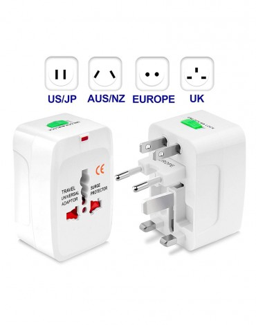 Universal Travel Adapter US/AU/UK/EU