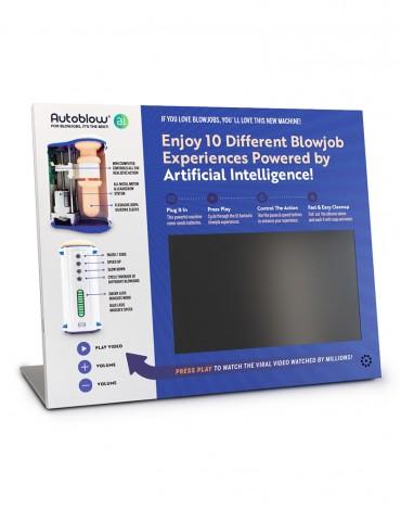 Autoblow A.I. Video Display (EN/NL/FR/DE)