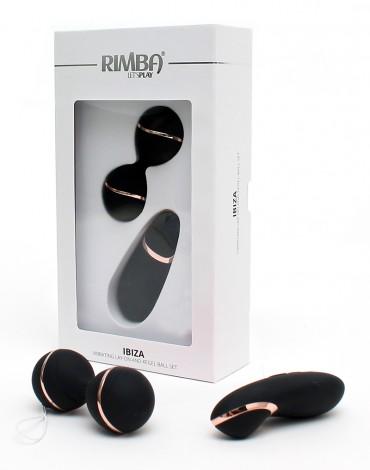 Rimba - Ibiza vibrator set