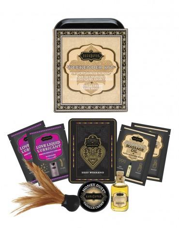 Kama Sutra - Weekender Kit - Vanilla