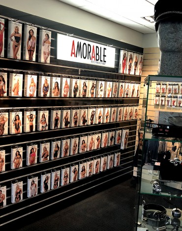 Amorable - Beleuchtetes LED-Panel