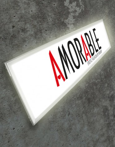 Amorable - Illuminated LED panel