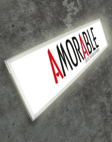 Amorable - Illuminated LED panel