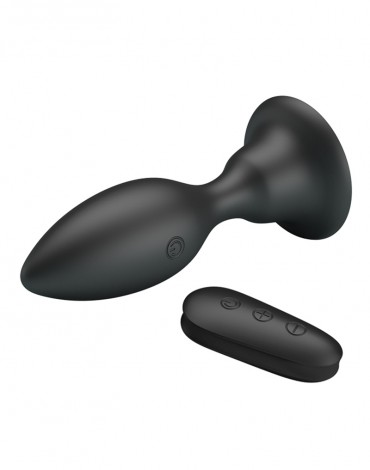 Mr. Play - Vibrating Anal Plug