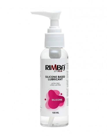 Rimba Toys - Glijmiddel op siliconen basis - 100 ml