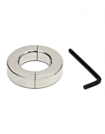Rimba - Stainless steel ballstretcher 1.5 cm. wide. with alan key