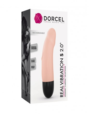 Dorcel - Real Vibration S 2.0 Flesh