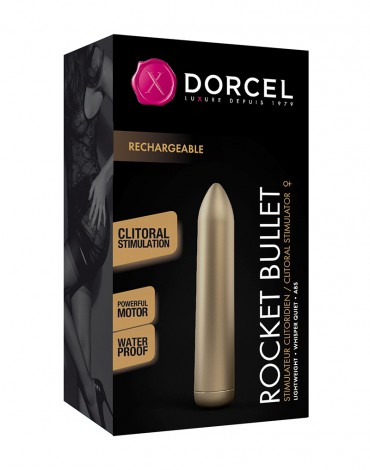 Dorcel - Rocket Bullet Gold