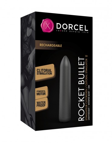 Dorcel - Rocket Bullet Black