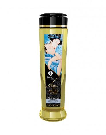 Shunga - Massage Oil - Adorable Coconut - 240 ml