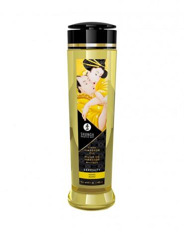 Shunga - Massage Öl - Serenity Monoi - 240 ml