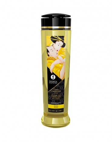 Shunga - Massage Olie - Serenity Monoi - 240 ml