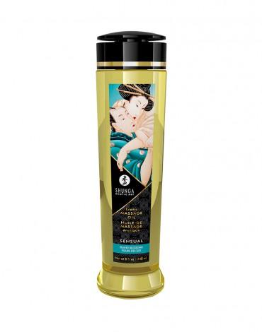 Shunga - Massage Öl - Sensual Island Flowers - 240 ml