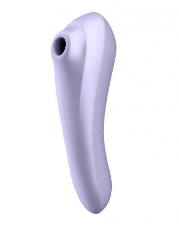 Satisfyer Dual Pleasure Mauve / incl. Bluetooth and App