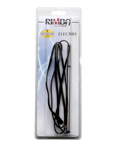 Rimba Electro Sex Sound / Dilator voor in de plasbuis, bi-polair. (185 mm)